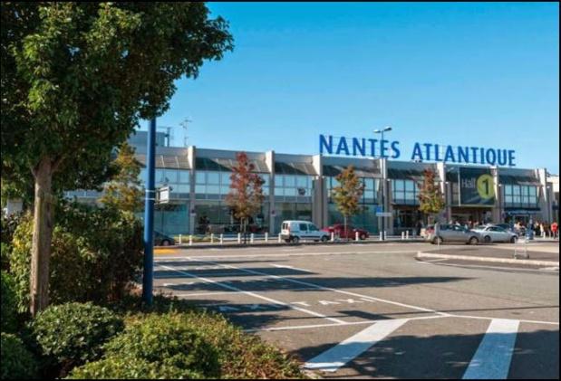 Crédit photo : Aéroport de Nantes