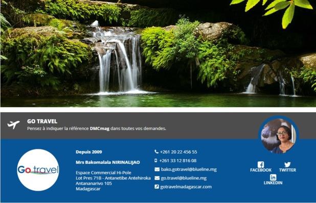 Go Travel, réceptif Madagascar