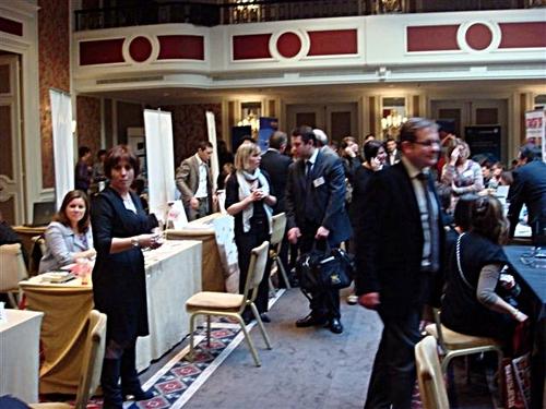 Le succès du Manor Travel Partners ne se dément pas avec près de 400 participants dont 80 entreprises parmi les fournisseurs ce mardi Paris