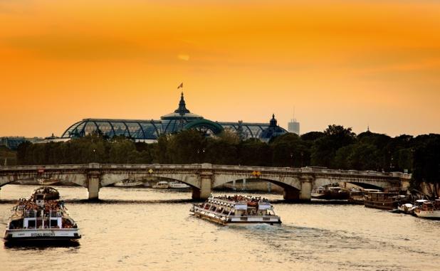 Les compagnies de croisières fluviales veulent être intégrées à l'organisation des JO à Paris en 2024. - Bateaux Mouches