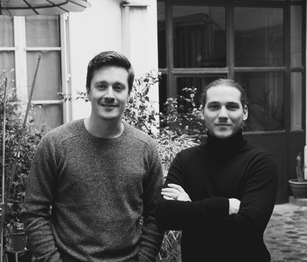 Aymeric et Hugo, les deux co-fondateurs de Aylo Voyages Crédit : Aylo Voyages