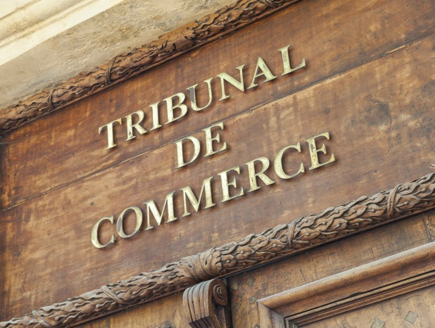 Avant Départ en liquidation judiciaire au tribunal du commerce de Montpellier - DR - LAFORET Aurélien