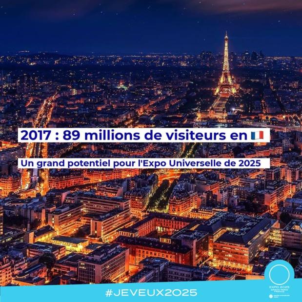 Pour accueillir les millions de touristes potentiels sensés venir visiter cette gigantesque exposition il faudrait faire fissa pour enfin terminer les grandes infrastructures de ce Gross Paris - Photo Expo2025 Facebook