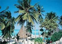 Cet hôtel, situé à  45 km au nord de Stone Town, municipalité de Zanzibar, est un des hôtels favoris des touristes étrangers et autochtones.