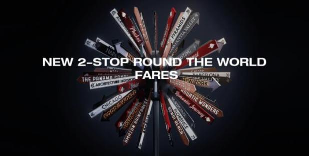 Nouveau produit Tour du Monde lancé par Star Alliance - DR