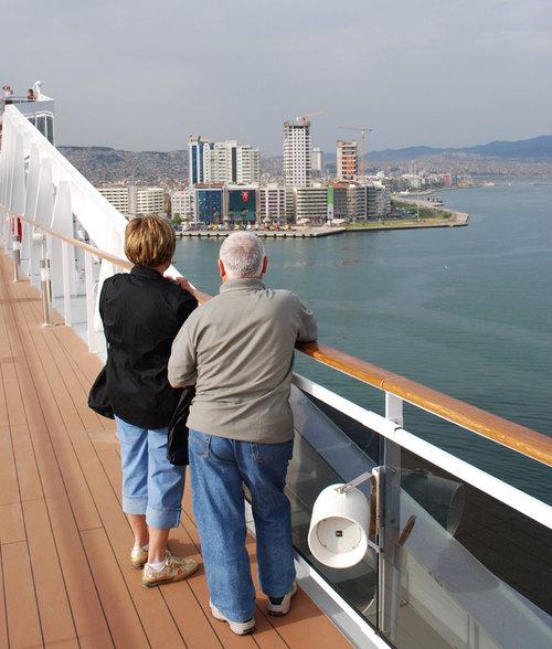 73% des Seniors estiment que les vacances bonifient leur santé