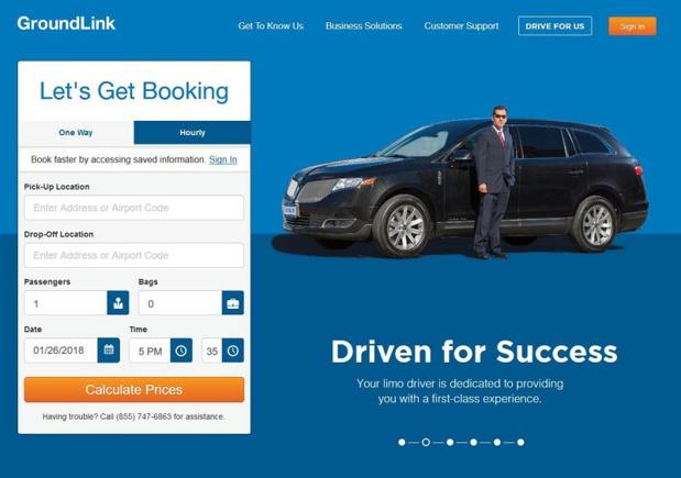 Le transporteur de luxe GroundLink améliore ses services