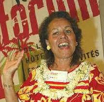 Petite hôtellerie polynésienne : Annick Paofai, représentante au CESC