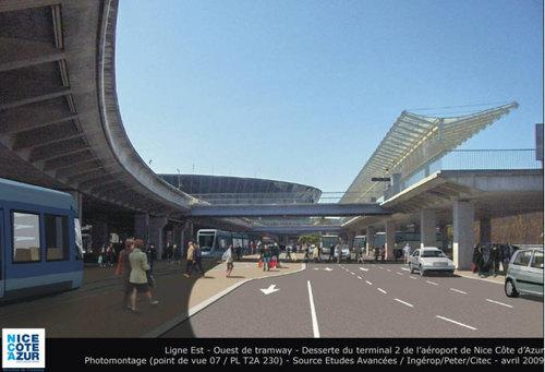 Aéroport Nice Côte d'Azur : un 3ème terminal à l'étude