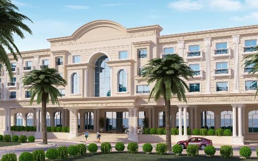 Le Mövenpick Hotel du Lac Tunis ouvrira ses portes au printemps prochain - DR