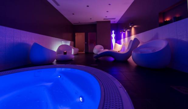 Le Seven Urban Suites, situé à Nantes, proposera prochainement un accès au spa via l'application Minutup. - Seven Urban Suites.