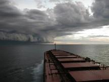 Mercredi les ouragans Nate et Maria se trouvaient en haute mer à l'est des Etats-Unis. La tempête tropicale Ophelia se situait elle au large de la Floride.