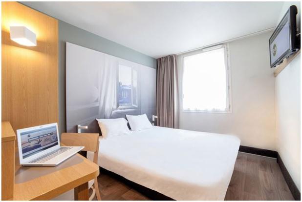 B&B installe un 27ème hôtel en PACA - DR : b&b