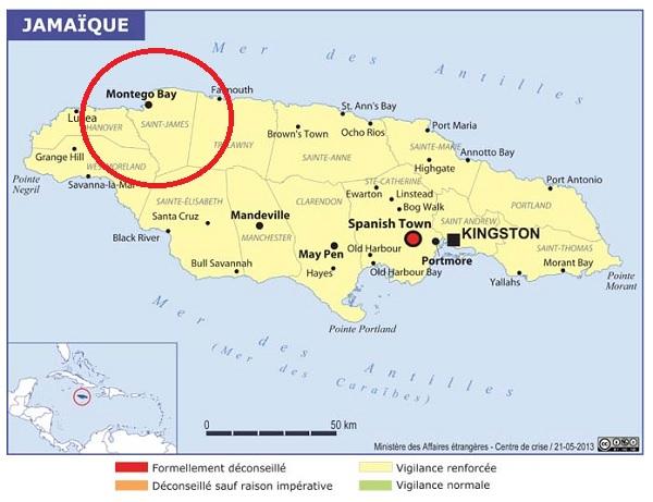 Capture écran du site : diplomatie.gouv.fr