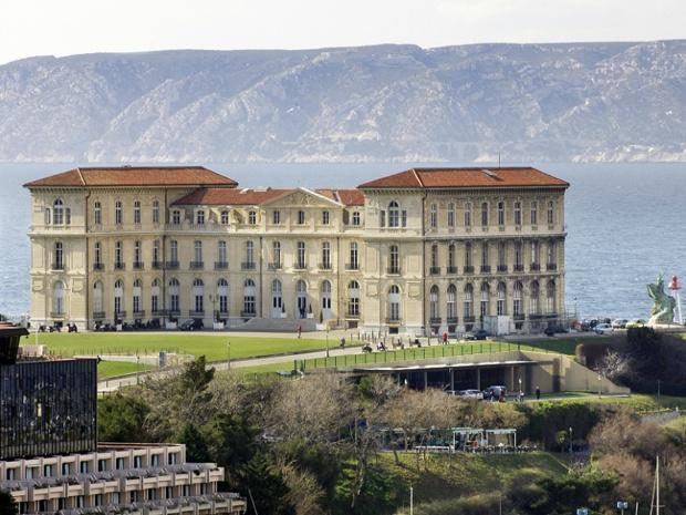Le Palais du Pharo où se tiendra le DITEX 28 et 29 mars 2018 - Crédit photo : Flickr ©OTCM Objectif images
