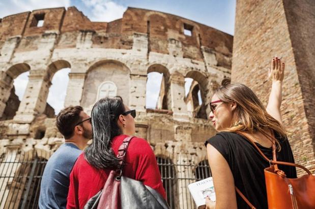 Visit Europe propose Rome pour des circuits à moins de 20 - DR Visit Europ