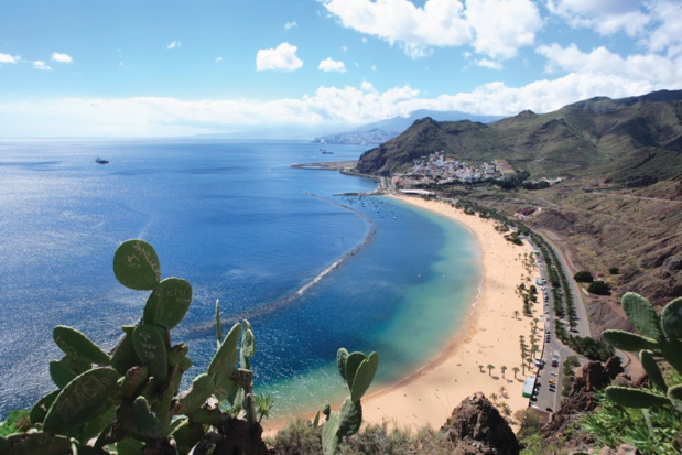 Tenerife, dans les îles Canaries - photo Pixabay