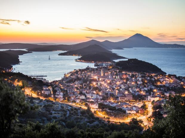 Losinj est situé à environ 1h30 de l'aéroport de Rijeka © DR ÔVoyages