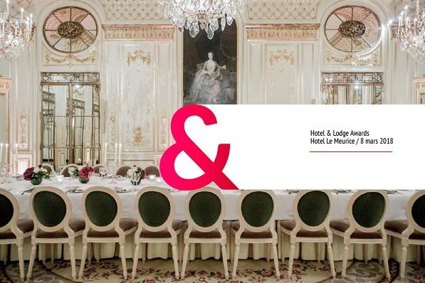 Pour une première Hôtel & Lodge a choisi l'hôtel Le Meurice à Paris, et donc quel cadre pour une première ! Crédit photo : Hôtel & Lodge