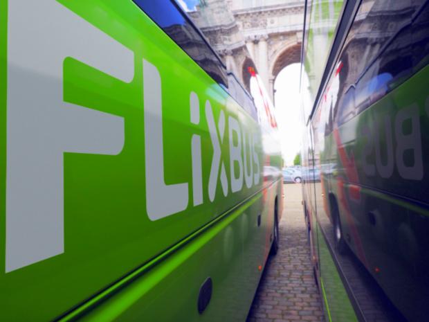 FlixBus a transporté 5,2 millions de passagers en 2017 en France (+60%) et espère toujours devenir rentable cette année © DR FlixBus