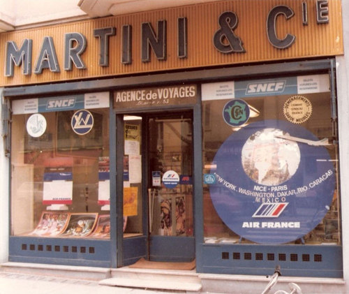 Antibes : «Martini & Cie», plus ancienne AGV de France date de...1840 !
