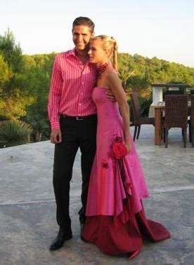Carlos da Silva et Agata Mrowiec