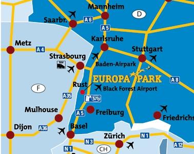 Parkscout Award 2009/2010 : Europa-Park décroche 2 distinctions
