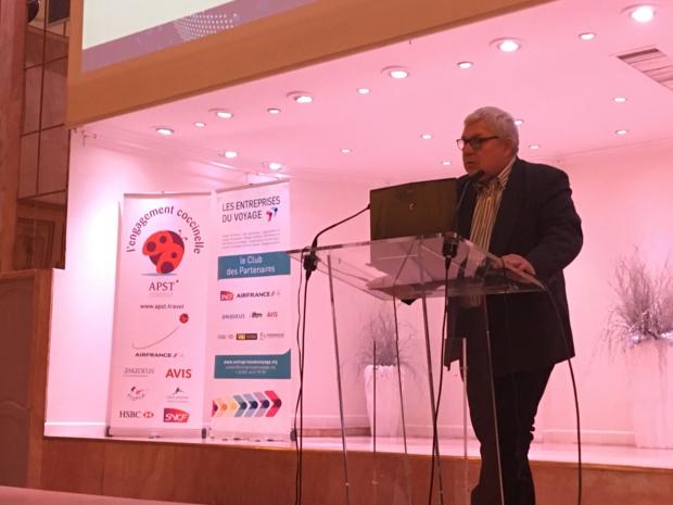Jean-Marc Rozé, secrétaire général des Entreprises du voyage. - CL