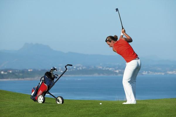 la programmation de Biarritz Destination Golf chez plus de 60 Tours opérateurs et agences a progressé de + 50 % par rapport au début du contrat (41 tours opérateurs accueillis en 3 ans).  - Photo Biarritz