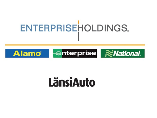 LänsiAuto et Enterprise signent un accord de franchise