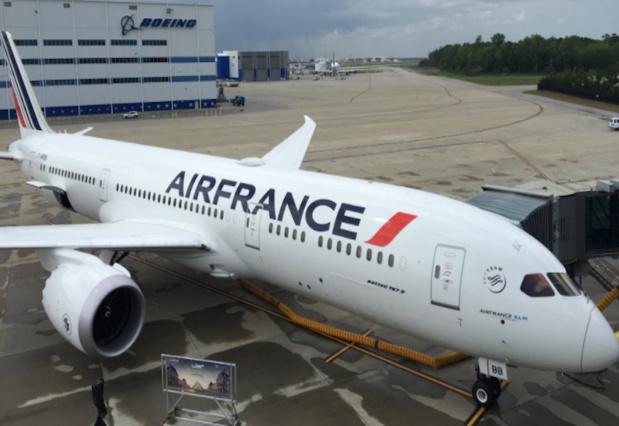 Dès avril, Air France proposera un vol transatlantique pour moins de 200 euros © DR Air France