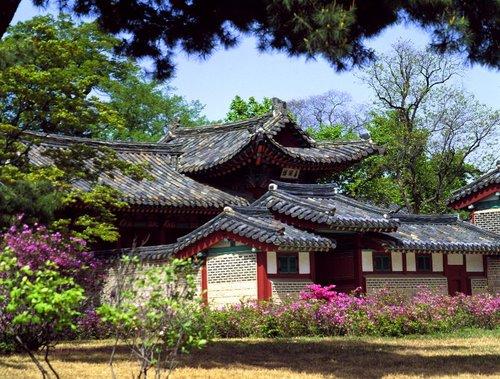 Palais Changdeokgung à Séoul
