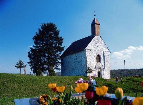 Paysage de Slavonie par Marin Topić-ONT Croatie