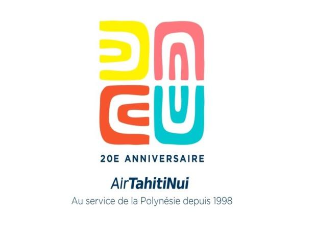 le nouveau logo célebran le 20ème anniversaire de la compagnie