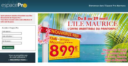 Marmara : vers 98 % des ventes B2B en ligne !