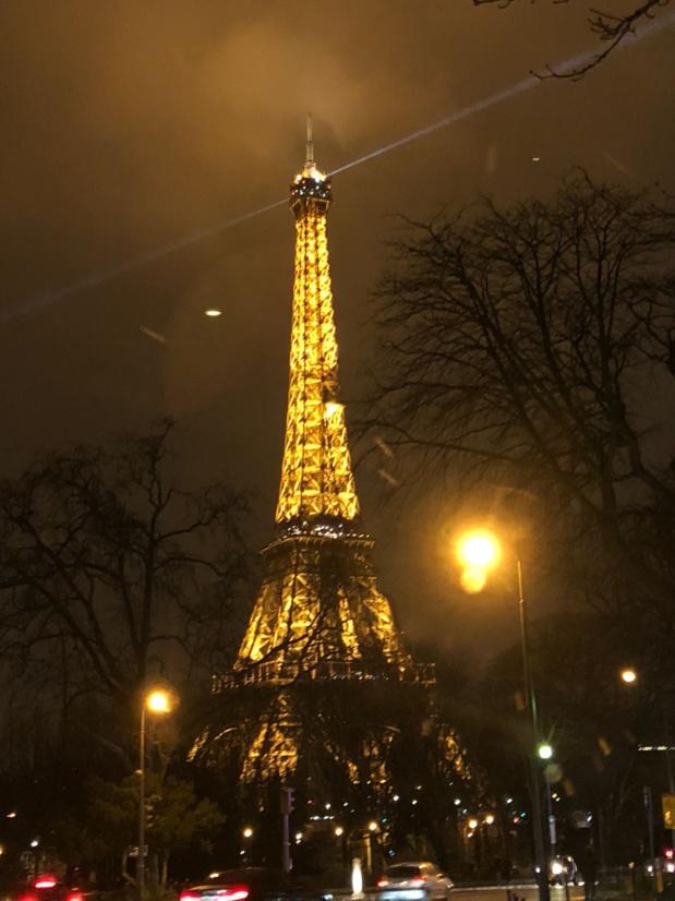 La Tour Eiffel a connu une hausse de 5,6% de sa fréquentation en 2017. -  NB