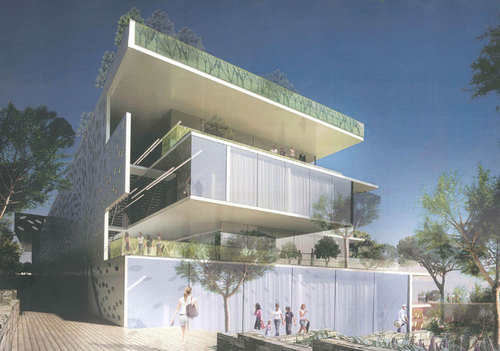 Un hôtel 5 étoiles ouvrira ses portes à Menton en 2012