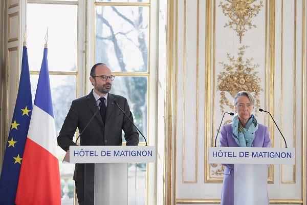 Edouard Philippe sur la réforme de la Sncf - Crédit photo : compte Twitter @EPhilippePM