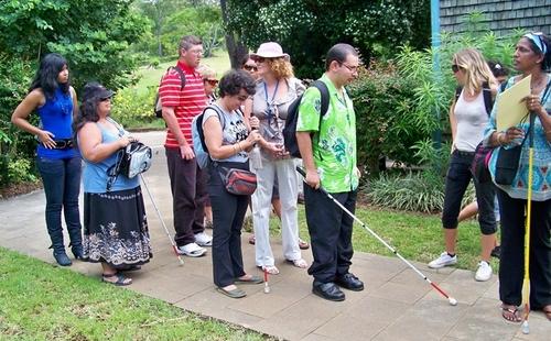 Réunion : le Musée de la Villèle accessible aux non-voyants
