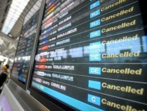Les voyageurs empêchés de partir ont-ils droit ou non au remboursement intégral de leur forfait, alors même qu'il y a déjà eu exécution partielle du contrat ? /photo dr