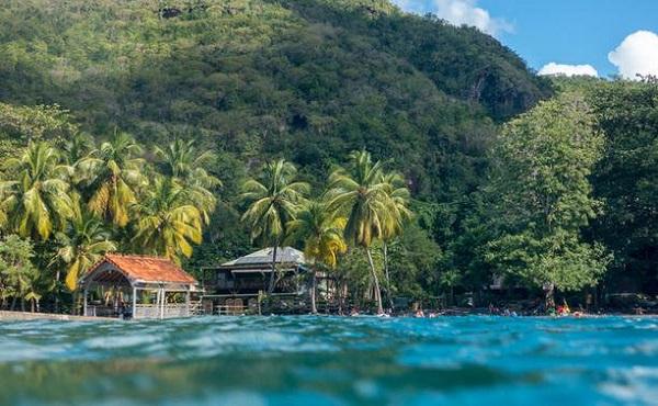 La Martinique a accueilli 1 041 139 visiteurs - Crédit photo : compte Twitter @cmtMartinique