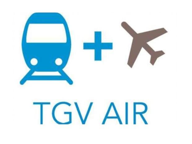 Rennes / Antilles via Paris avec TGV AIR - DR sncf