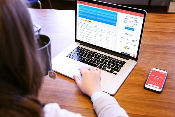 La commercialisation des billets déstocké de CitizenPlane a débuté - Crédit photo : CitizenPlane
