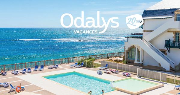 Odalys sort sa brochure été 2018 - Crédit photo : Odalys