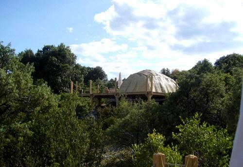 Point-Afrique réouvre son campement africain en Ardèche le 13 mai