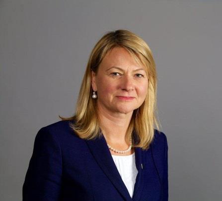 Ella Bennett nouvelle Directrice des Ressources Humaines Groupe - DR