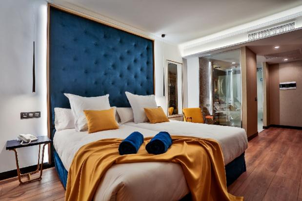 L Bex Hotel, premier hôtel Design Plus dont l'inauguration a eu lieu le mois dernier à Las Palmas de Gran Canaria - DR BEX Hotel