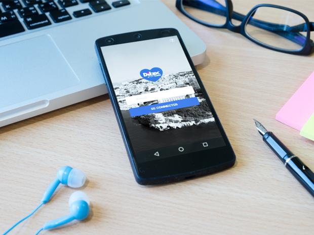 Restez connectés avec l'appli mobile I love DITEX