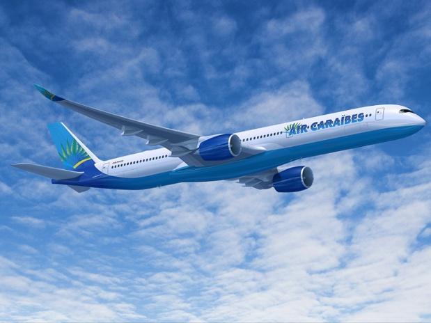 Pour Air Caraïbes et ses filiales, le départ de Marc Rochet va marquer un tournant nouveau dans la vie de cette entreprise. - DR Airbus