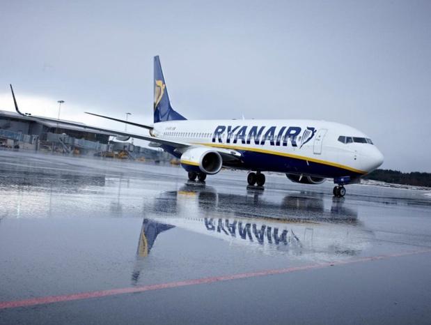 Ryanair ouvre 2 nouvelles lignes au départ de Zaventem et une au départ de Charleroi - DR Ryanair